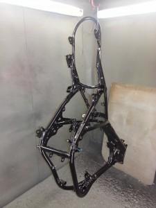XT500 Frame